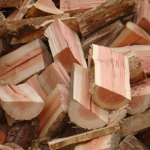 Photo of oregon firewood.